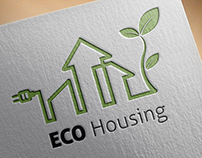 Eco Housing Logo