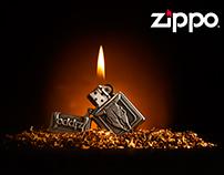 Publicidad Zippo