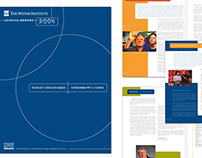 The Wistar Institute's Annual Report
