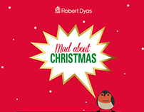 Robert Dyas Mad About Christmas 2015 Campaign