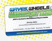 Waves, Wheels & Weekends