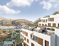Mallorca housing by Cometa Architects (Images)