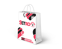 SETRO | Bag Design