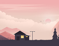 Home : Illustration Landscape