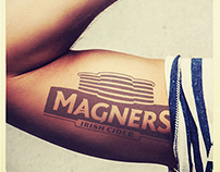 Magners Social Content