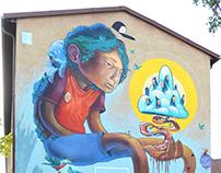 Streetmeet 2016 – Mural
