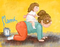 Felicidades mamás