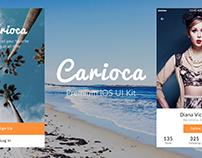 Carioca - Premium OS UI Kit