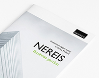 Nereis marketing brochure
