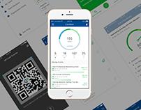 SaaS Mobile App Design