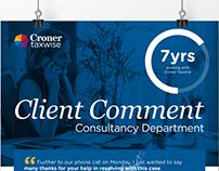Client Comments