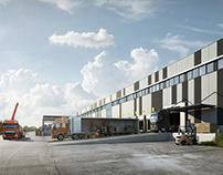 WDP Warehouse Europastrasse Gelsenkirchen