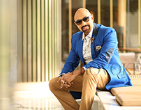 Veteran Mr Sathya Raj for Provoke Lifestyle