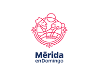 Mérida en Domingo