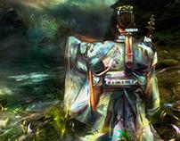 II: The High Priestess [Tarot - Cosmosys]