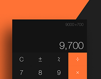 Simpulator - Simple calculator for ipad