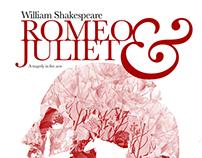 Romeo & Juliet | AIGA Toledo Summer Show Submission