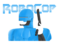 Illustration | Robocop 2.0