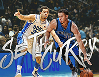 Seth Curry: Duke to Dallas