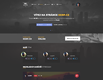 kkrp.cz - This is Alpha webdesign Role Play Project