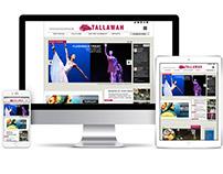 TALLAWAH magazine U/E
