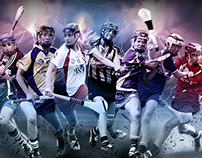 GAA Camogie National League Identity