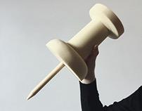 Giant Thumbtack