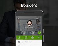Ebizident Business app