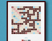 Scrabble Boardgame
