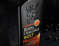ROYAL CHALLENGE BOLT - RETOUCHING