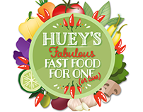 Huey's Fabulous Fast Food For One (Or Two)