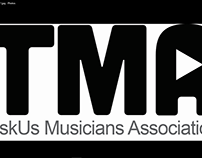 TaskUs Musicians Association Logo
