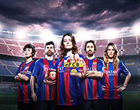 VISA FCBarcelona