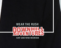Downhill Adventures: Wear the Rush