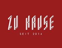 Zu Hause Logo