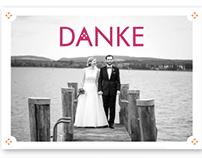Hochzeitsdesign - Anna & Max