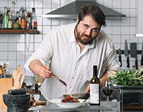 Chef Luka Natchkebia for Vismino