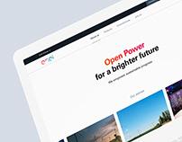 Enel - Website & Design System UX/UI