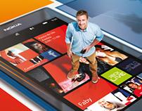 Branding Nokia Lumia