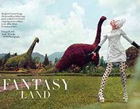 Harper's Bazaar Indonesia Dec'13