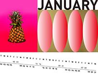 Eslite Calendar