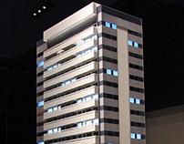 Maquete Edifício Bacaetava, SP