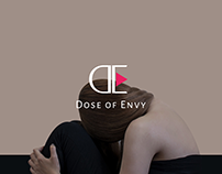 DOSE OF ENVY LOGO
