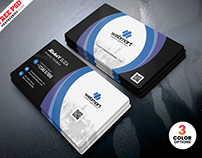 Latest Corporate Business Card Design PSD