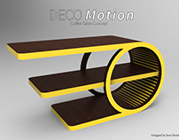 Deco Motion- Coffee Table Concept