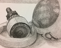 Still Life Midterm for Art 101