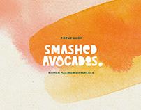 Smashed Avocados
