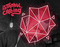 ISTANBUL CALLING - VINYL COVER DESIGN