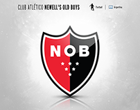 Newell's Old Boys | logo redesign