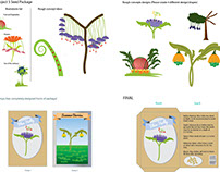 Seed Pack Design